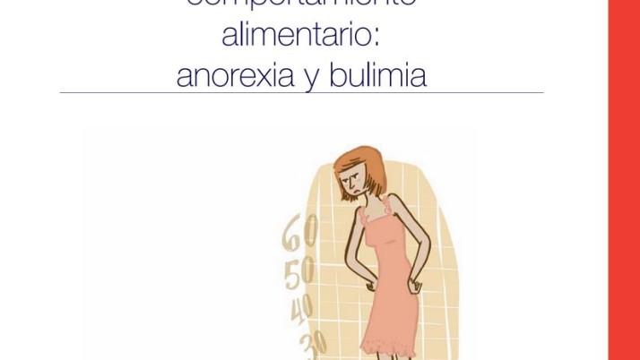 Trastornos del comportamiento alimentario: anorexia y bulimia