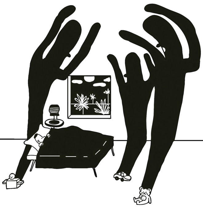 Terrores nocturnos, un trastorno sin pesadillas