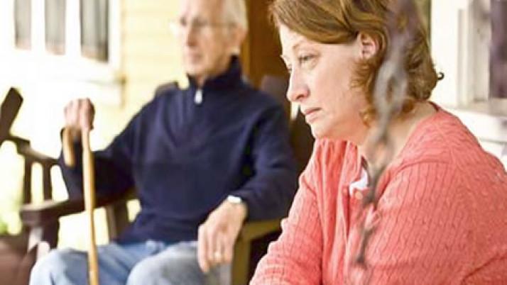 El estrés del cuidador