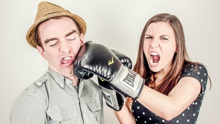 Cómo gestionar la ira en la pareja
