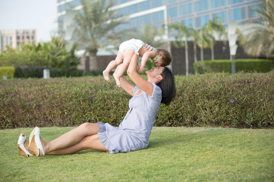 Así debe ser la vuelta al trabajo después de tener un bebé